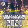 Cheerleading Competition 2021 – 19 e 20 Giugno a Cervia